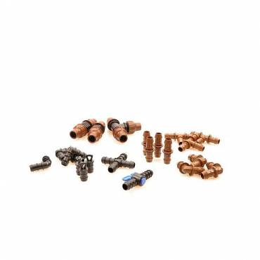 Adapters & Fittings 17 mm