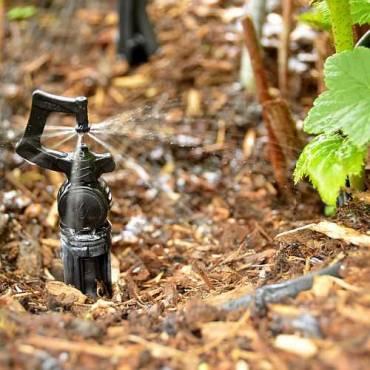 Mikro-Bewässerung