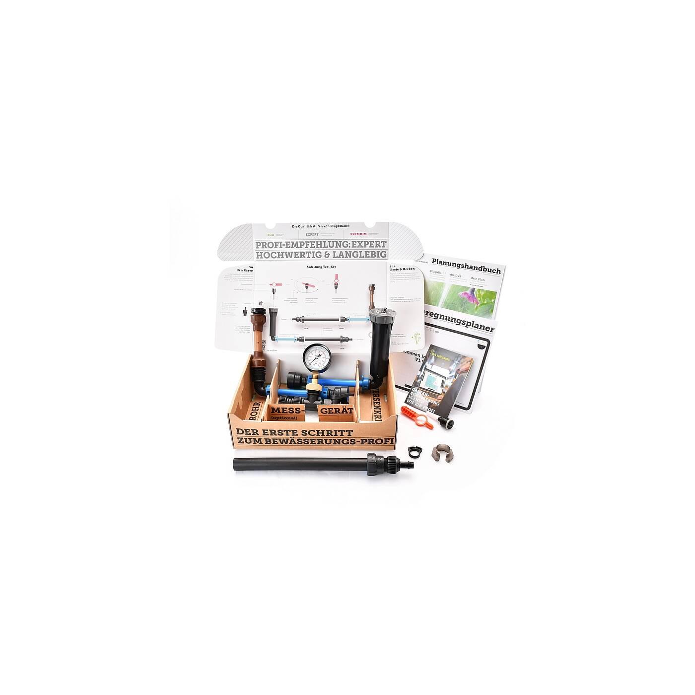 Lieblings TEST-Set System Hausgarten Bewässerung - Messgerät, MP-Rotator, 60 &IG_43